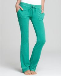Juicy Couture - Bootcut Pants - Lyst