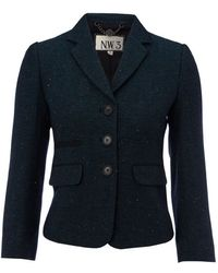 NW3 by Hobbs - Spaniards Fleck Blazer - Lyst