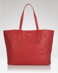 Cole Haan Tote Victoria blue - Lyst