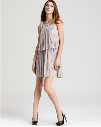 Max & Cleo - Dress Pleated Dress - Lyst