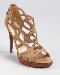 Stuart Weitzman 'Gladiator' Sandals - Lyst