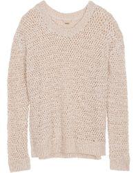 The Row Oversize Ribbon Yarn Sweater - Lyst