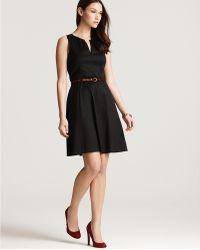 Theory Dress Etiara Impeccable Sleeveless - Lyst