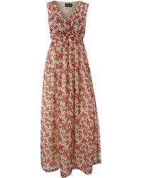 Sodamix - Sodamix Floral Print Maxi Dress - Lyst