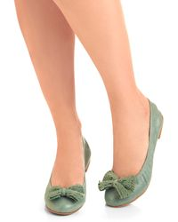 ModCloth Eat Drink and Be Rosemary Flat - Lyst