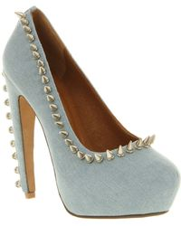Jeffrey Campbell Madame High Heel - Lyst