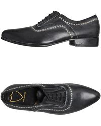 HTC Laced Shoes - Lyst
