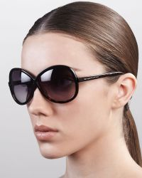 Kate Spade Darcee Interlace Sunglasses  - Lyst