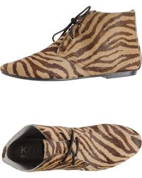 Kors by Michael Kors - Laced Shoes - Lyst