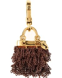 Juicy Couture - Chain Purse Charm - Lyst