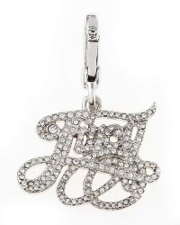 Juicy Couture - Pave Juicy Charm - Lyst