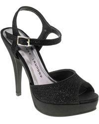 Chinese Laundry Hide Out Platform Pumps - Lyst