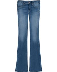 7 For All Mankind The Riley Bootcut Jean - Lyst