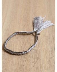Alyssa Norton -  Braided Bracelet - Lyst