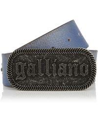 John Galliano - Vintage Belt - Lyst