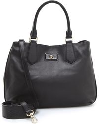 Marc By Marc Jacobs Les Zeppelin Large Satchel - Lyst