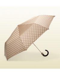 Gucci - Gg Nylon Umbrella - Lyst