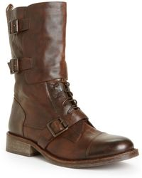 Vince Camuto Fergus Booties - Lyst