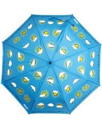 Boutique Moschino - Weather Forecast Umbrella - Lyst