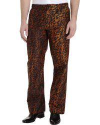 Alexander McQueen - Leopard Pyjama Pant - Lyst
