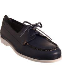Chloé Boat Shoe - Lyst