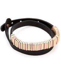 Linea Pelle | Skinny Wrap Bracelet | Lyst