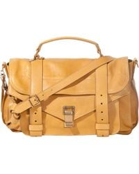 Proenza Schouler Ps1 Medium Leather - Lyst