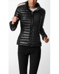 Burberry Sport - Quilted Downfilled Jacket - Lyst