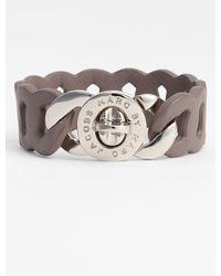 Marc By Marc Jacobs Katie Leather Bracelet - Lyst