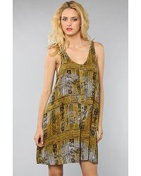 Insight - Insight Playsuit in Tribal Print - Lyst