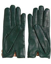 Valentino Rockstud Nappa Leather Gloves - Lyst
