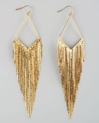 Jules Smith Festive Fringe Earrings - Lyst