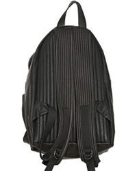 Silent - Damir Doma - Waxed Cotton Backpack - Lyst