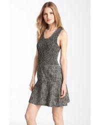 Theory Cozma Aglow Sleeveless Dress - Lyst