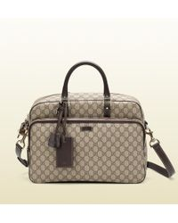 Gucci Briefcase with Laptop Compartment - Lyst