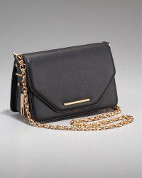 Rachel Zoe - Charlotte Chain-strap Bag, Black - Lyst