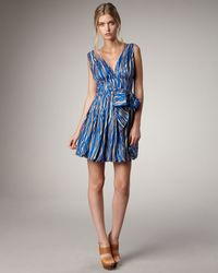 Rachel Zoe Krista Bubble Dress - Lyst