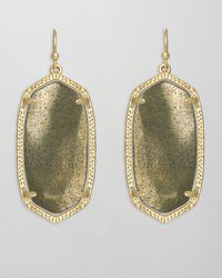 Kendra Scott Elle Earrings  - Lyst
