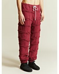 New Power Studio Pleated Track Pants - Lyst