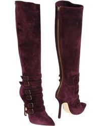 Emilio Pucci Highheeled Boots - Lyst
