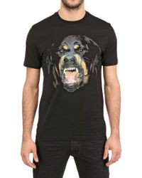 Givenchy Rottweiler Slim Fit Jersey Tshirt - Lyst