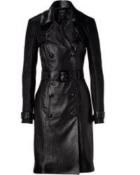 Jitrois | Black Trocadero Trench Coat | Lyst