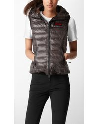 Burberry Sport - Quilted Down Filled Gilet - Lyst
