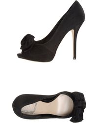 Dior Pumps with Open Toe - Lyst