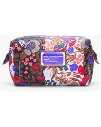 Marc By Marc Jacobs Multicolor Wallpaper Cosmetic Bag - Lyst