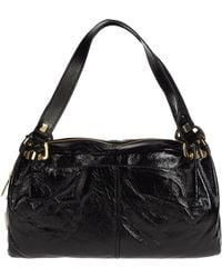 Studio Pollini - Large Leather Bag - Lyst