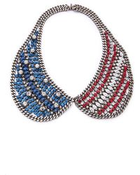 Dannijo Liberty Necklace - Lyst