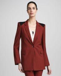 Rachel Roy Tailored Jacket - Lyst