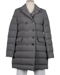 Aspesi Down Jacket - Lyst