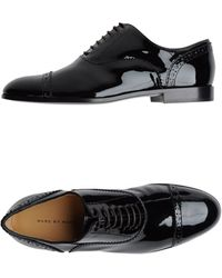 Marc By Marc Jacobs Laced Shoes black - Lyst